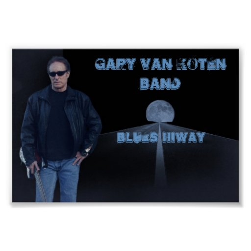 Blues Hiway Poster
