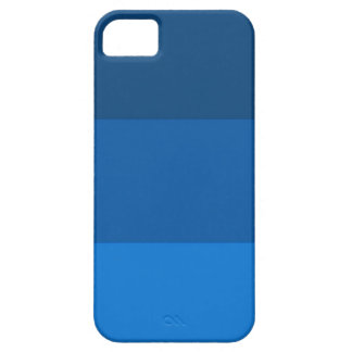 Blues Hues iPhone SE/5/5s Case