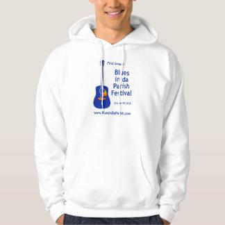 Blues in da Parish Festival hoodie