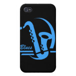 blues iPhone 4 covers