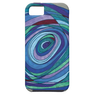 Blues -  iPhone 5/5S, Tough iPhone SE/5/5s Case