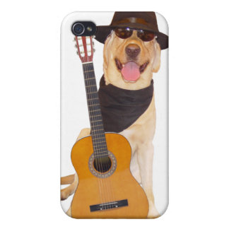 Blues Lab iPhone 4 Cover