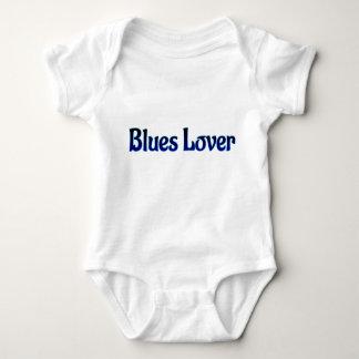 Blues Lover Baby Bodysuit