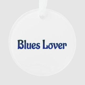 Blues Lover Ornament