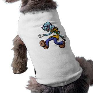 Blues Man Walking Shirt