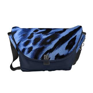 blues messenger bag