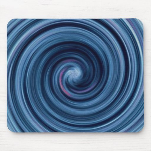blues mouse pad