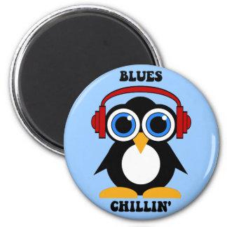 blues music magnet