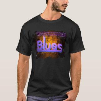 Blues Music Men´s T-Shirt Black