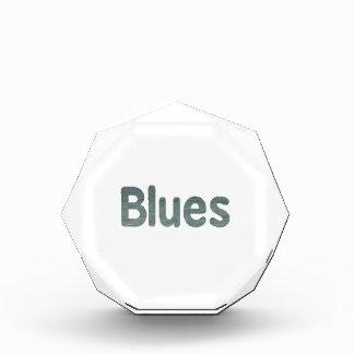 Blues ocean waves music design.png acrylic award