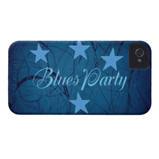 Blues Party ll iPhone 4 Cover