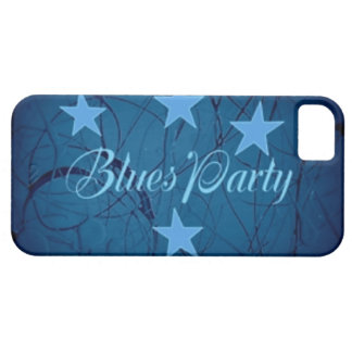 Blues Party ll iPhone SE/5/5s Case