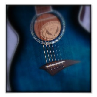 Blues! print