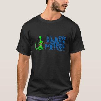 Blues Power Lizard Guitar Player Tshirt