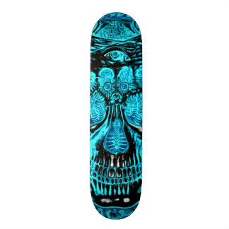 Blues Reaper Deck
