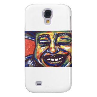 blues smile samsung galaxy s4 case