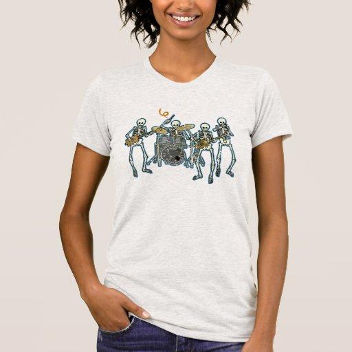 Blues To The Bone! Tee Shirts