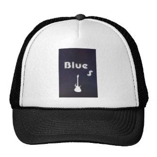 Blues Trucker Hat