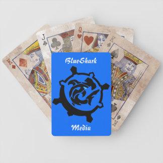 BlueShark Media Card Deck