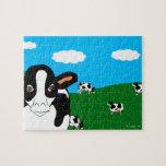 BlueSky Cows Puzzle