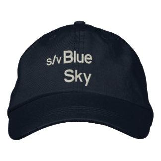 BlueSky, s/v Gorros Bordados