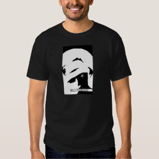 Bluesman Musicman, Jazzman Tee Shirt