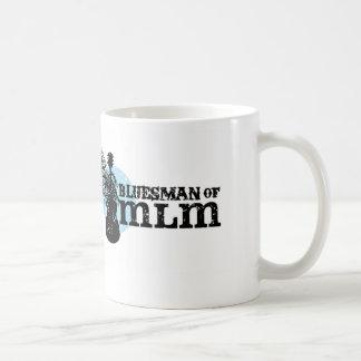 Bluesman oficial de la taza de la obra clásica de