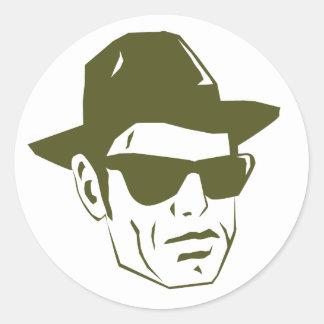 Bluesman Sticker
