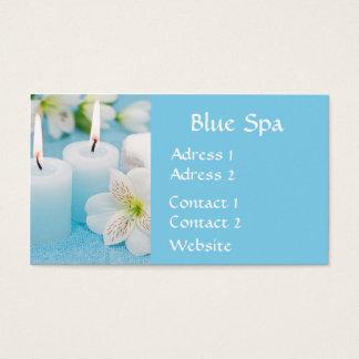 BlueSpa Business Card