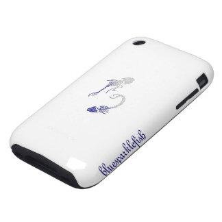 bluesparklefish logo tough iPhone 3 cases