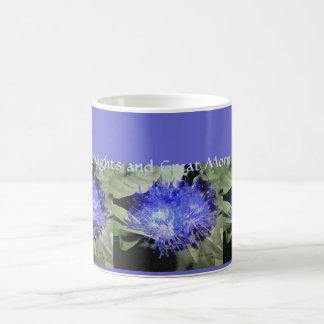 BlueSpiderMum - Good Nights and Great Mornings Coffee Mug