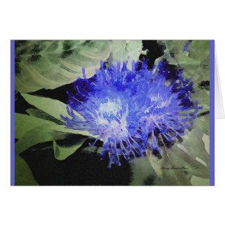 BlueSpiderMum Tarjeta De Felicitación