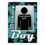 BlueSplat Birthday Boy Card