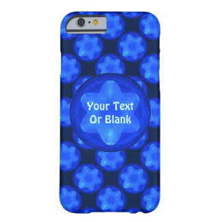 Bluestar Fractal Barely There iPhone 6 Case