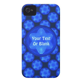 Bluestar Fractal iPhone 4 Case-Mate Case