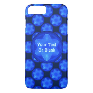 Bluestar Fractal iPhone 7 Plus Case