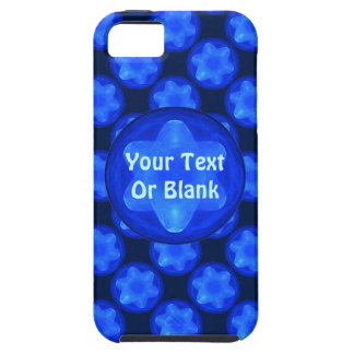 Bluestar Fractal iPhone SE/5/5s Case