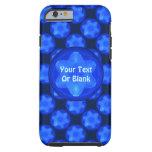Bluestar Fractal Tough iPhone 6 Case