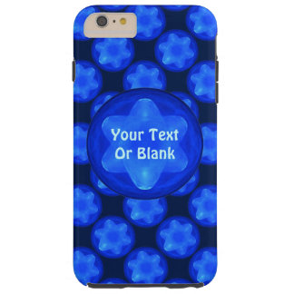 Bluestar Fractal Tough iPhone 6 Plus Case