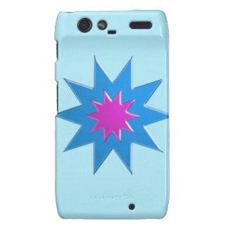 BLUESTAR Magic Relationship Goodluck LOWPRICE Motorola Droid RAZR Cases