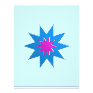 BLUESTAR Magic Relationship Goodluck LOWPRICE Letterhead Design