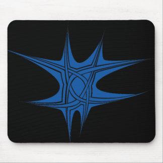 bluestar mouse pad