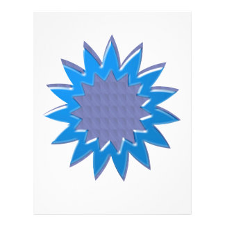 BlueSTAR SuperSTAR Elegant GIFT for all occasion Personalized Letterhead