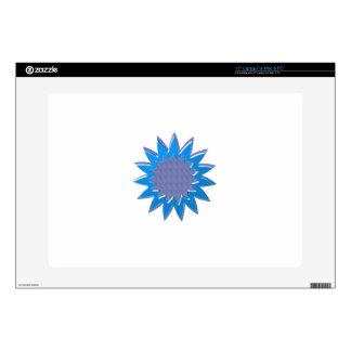 """BlueSTAR SuperSTAR : Elegant GIFT for all occasion 15"""" Laptop Skin"""