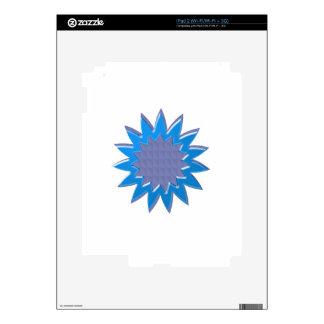 BlueSTAR SuperSTAR : Elegant GIFT for all occasion Skin For The iPad 2