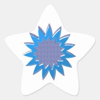 BlueSTAR SuperSTAR : Elegant GIFT for all occasion Star Sticker