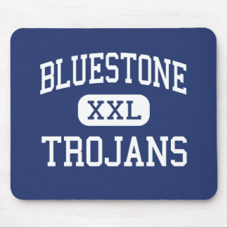 Bluestone Trojans Middle Skipwith Virginia Mouse Pad
