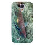 Bluestreak Cleaner Wrasse (Labroides dimidiatus) Galaxy S4 Covers
