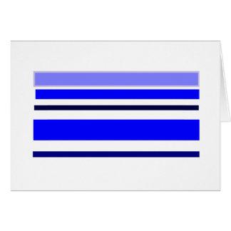 bluestripes card