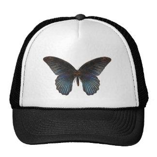 BlueSwallowTail Butterfly Trucker Hat